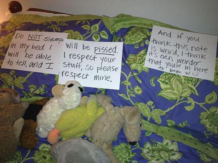 Why Roommates Suck