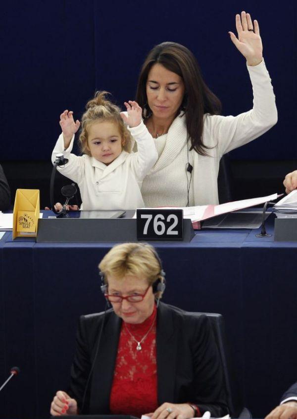 2-Year-Old Victoria Cerioli Can Vote