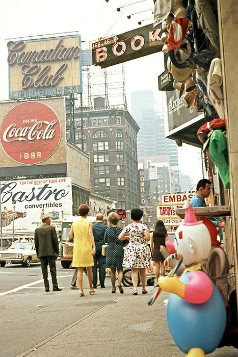 Old New York