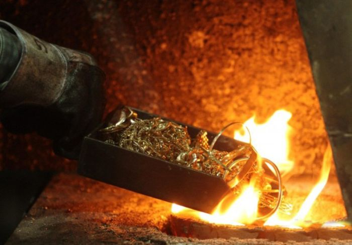 How Gold Bars are Manufactured