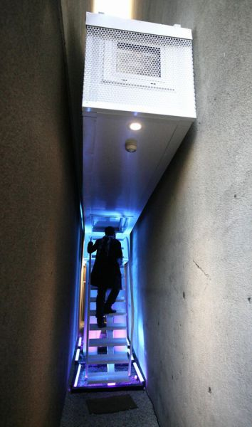 The Narrowest House in the World, part 2