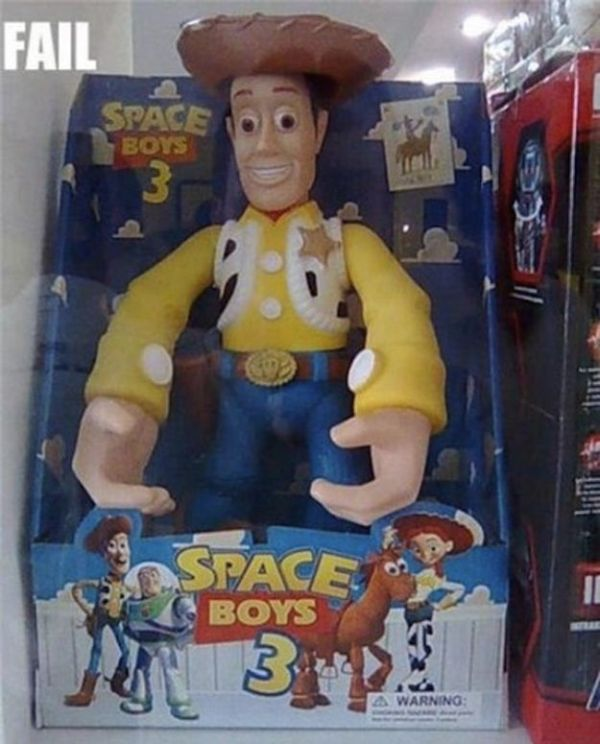 Knock off Toys