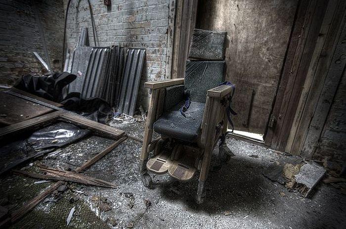 Abandoned Mental Asylum
