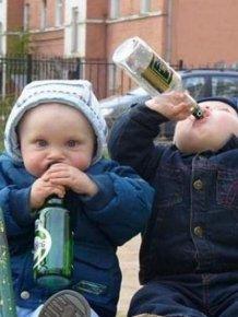 Drunken Moments