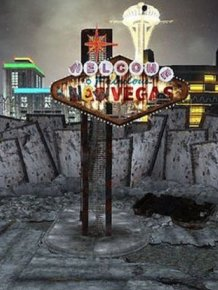 "The Real Las Vegas vs Las Vegas in ""Fallout"" Video Game"