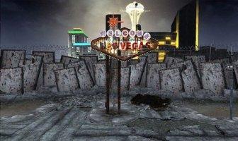 "The Real Las Vegas vs Las Vegas in ""Fallout"" Video Game"