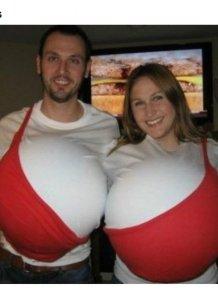 Creepy Couples Costumes