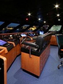 Luxury Ship Bridges