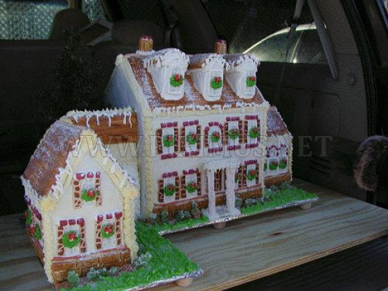 Great Gingerbread Houses