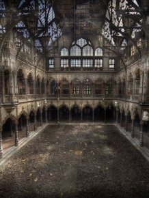 Spooky Abandoned Places