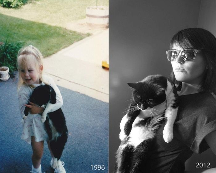 Then and Now, part 5