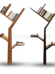 BookTree Infuses Nature and Design