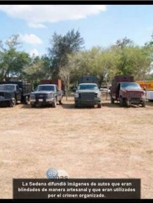 Narco Vehicles of Mexican Cartels