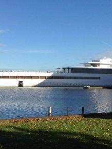Venus - Steve Jobs' Yacht