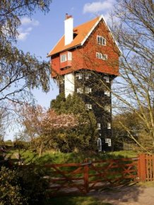House in the Clouds, Thorpeness, UK