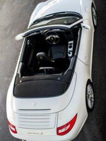 Centre Seat Porsche 911 Cabrio