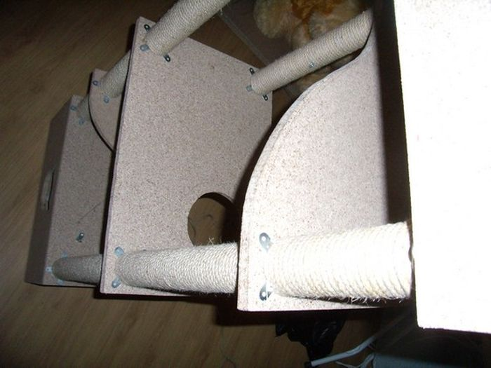 DIY Cat House