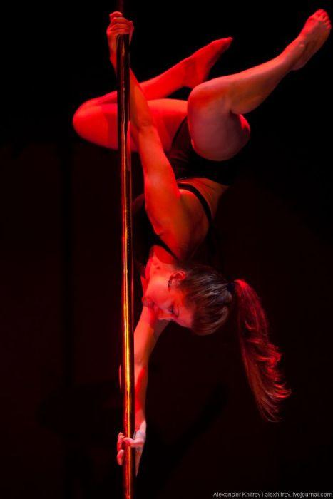 Pole Dancers