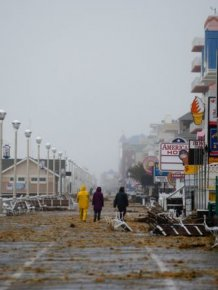 Hurricane Sandy in Photos