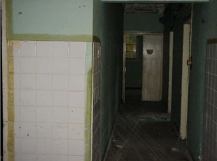 Abandoned Red Cross Hospital