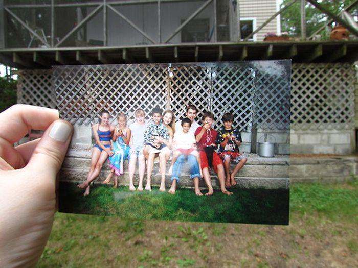 Photos Meet Reality