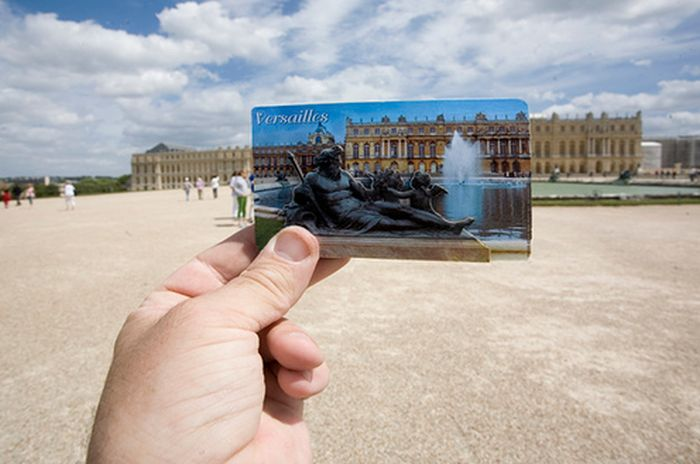 Souvenirs Meet Real Life Objects