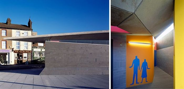 Unusual Public Toilets