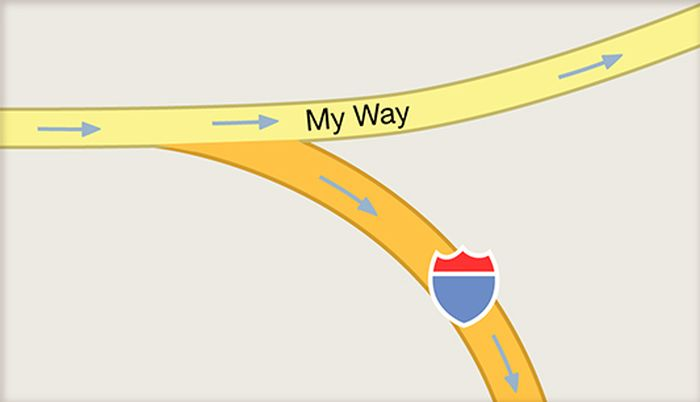 Clever Google Maps Illustrations