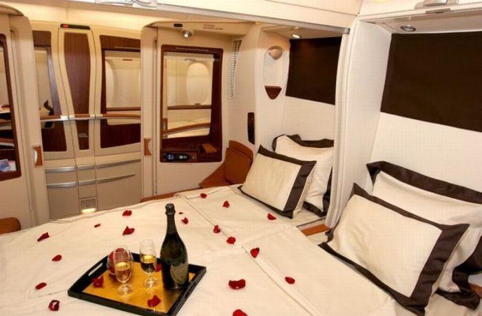 Expensive Plane Seats