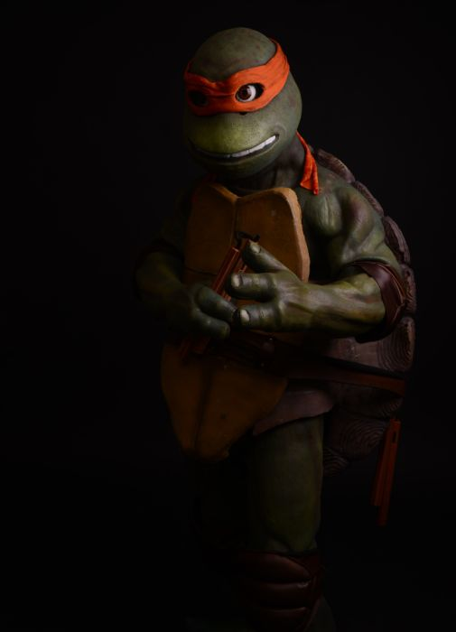Awesome TMNT Costume