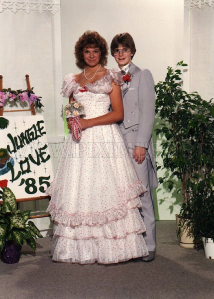 Funny '90s Prom photos