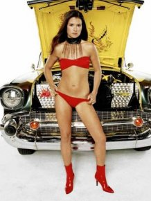 Hot photos of Danica Patrick