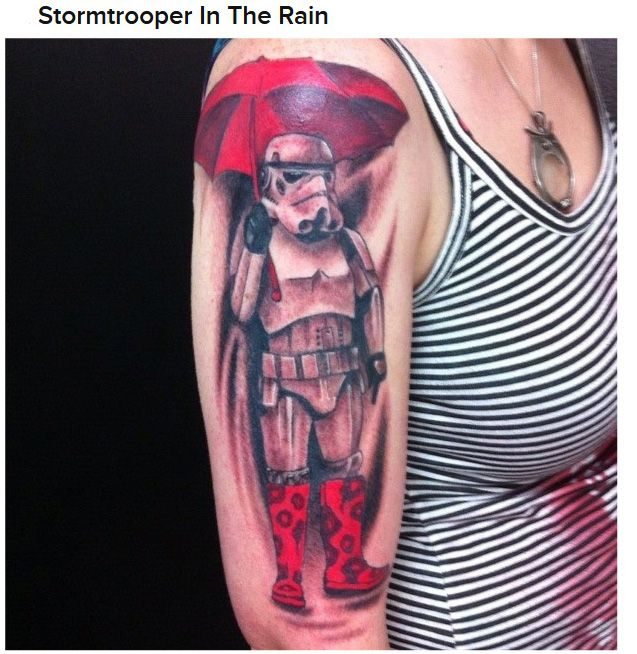 Awesome Nerd Tattoos