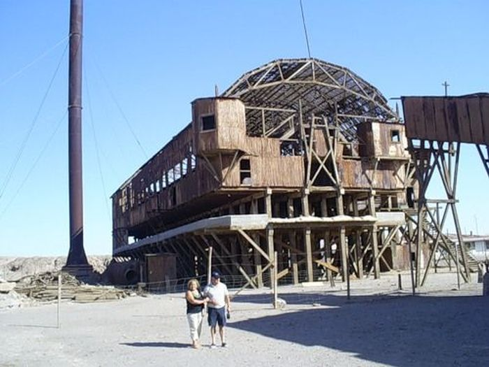 Abandoned Town of Humberstone