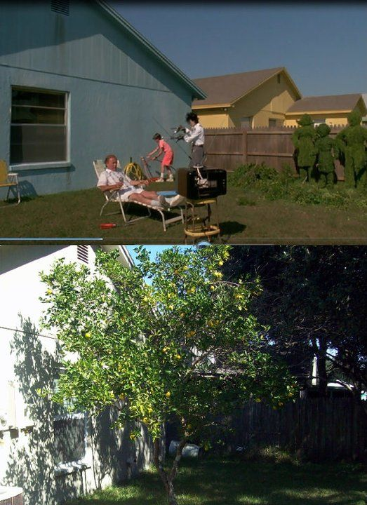 Filming Locations From Edward Scissorhands