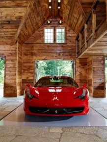 The Most Amazing Garage Ever