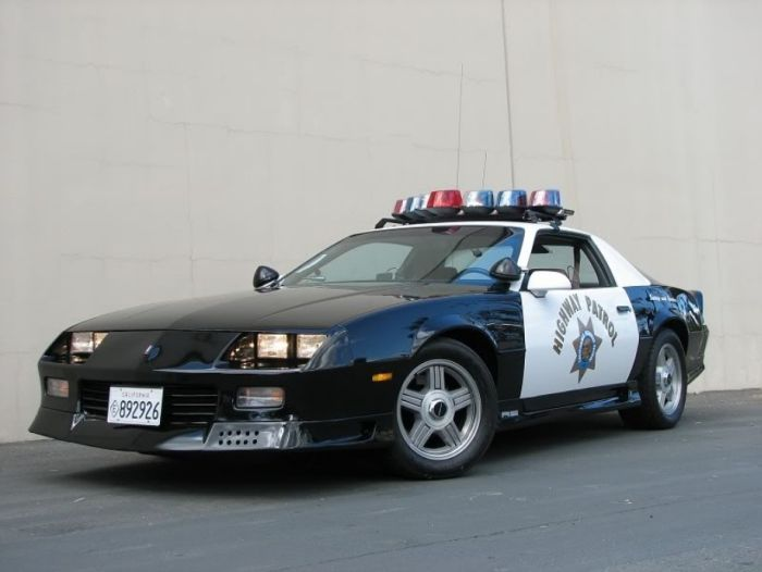 Police Cars, part 2