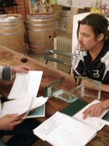 Brad Pitt Debuts His First Furniture Collection