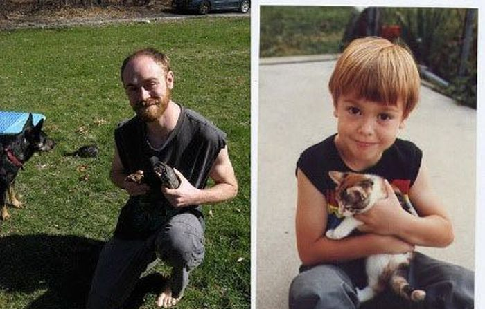 Then and Now, part 6