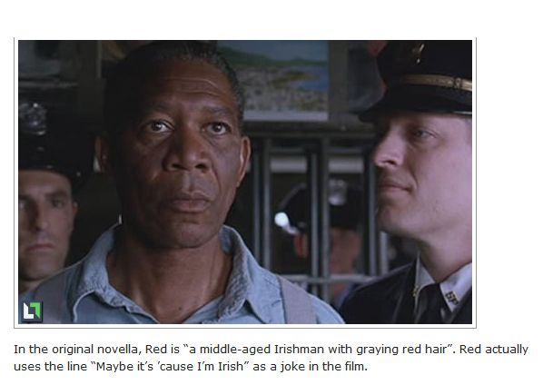 Interesting Facts about Shawshank Redemption