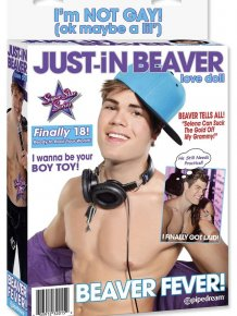 Just-in Beaver, the Justin Bieber Sex Doll
