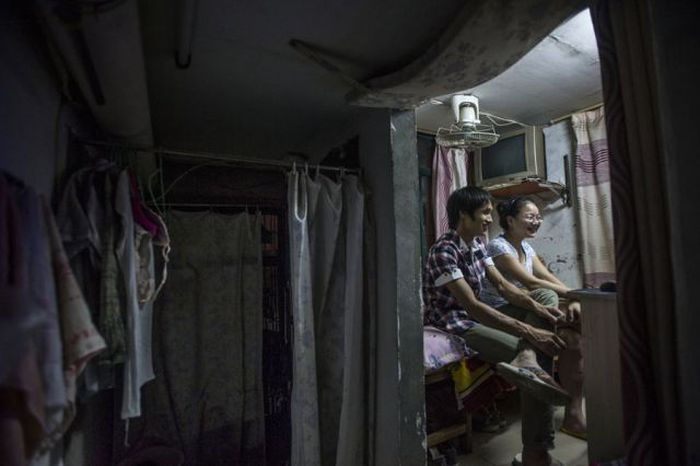 Dorms in China