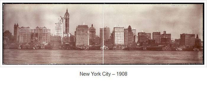 Panoramic Views of New York 1902-1913, part 19021913