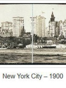 Panoramic Views of New York 1902-1913