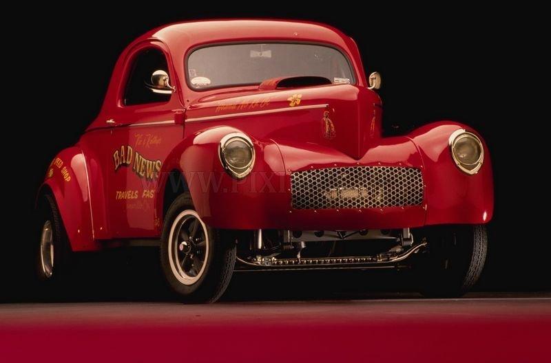 American Hot Rod Vehicles