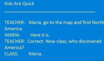 Kids Vs Teacher