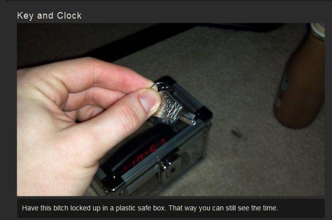 Jigsaw Alarm Clock