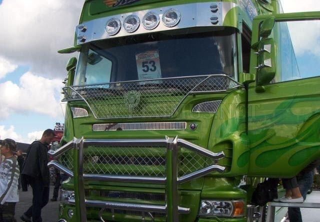 Tuning trucks
