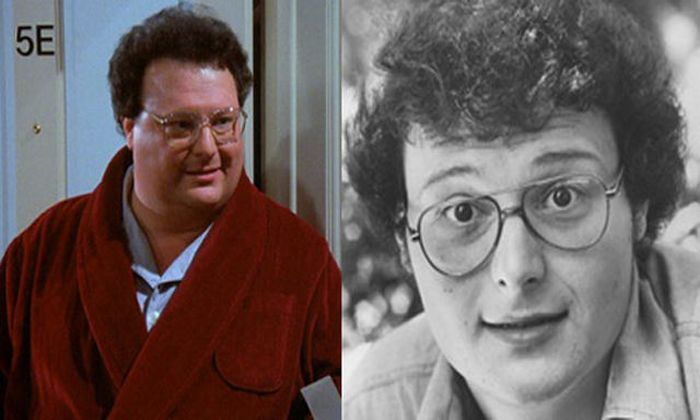 Seinfeld Actors Then and Now