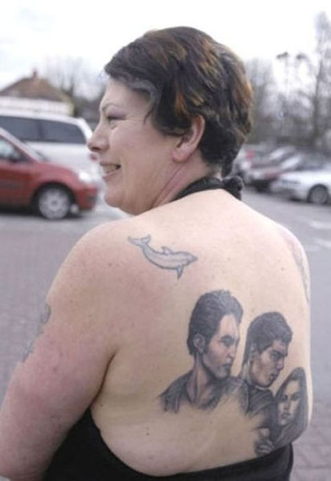 This Woman LOVES Twilight Saga